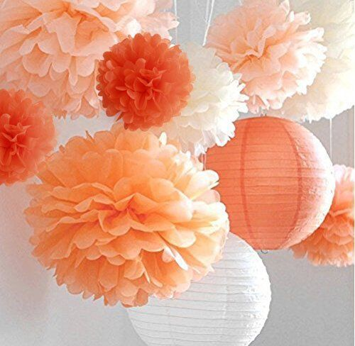 How to make tissue paper flowers four ways wedding centrepieces learn how to make four different types of tissue paper flowers they can make a gorgeous wedding centerpiece without breaking the bank mightylinksfo