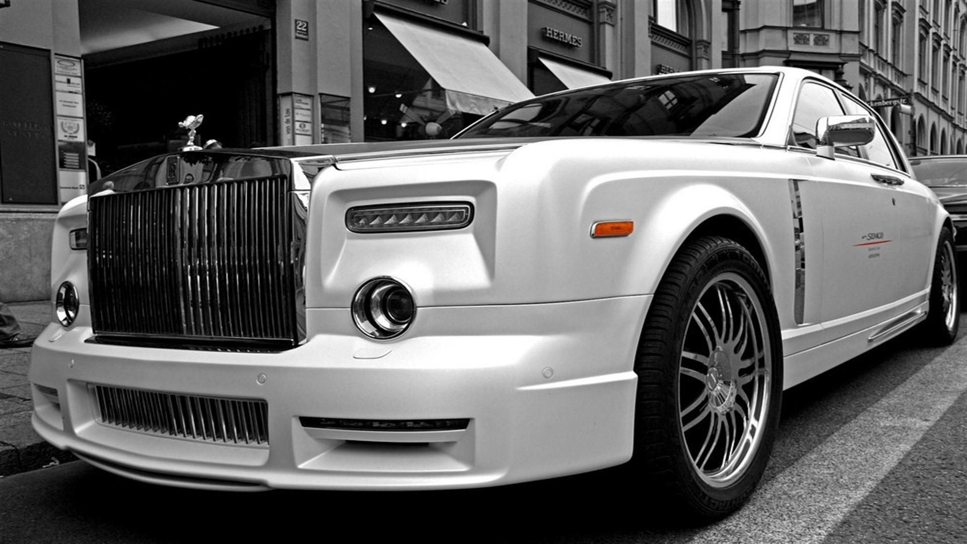 Rose Royce Car Wallpaper