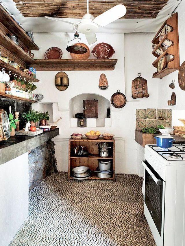 Jasper Conrans Greek Vacation Home (decordemon)