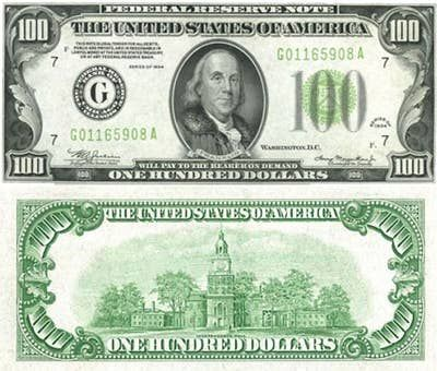 The Evolution Of The 100 Bill In 2020 Dollar Bill Dollar Money Dollar