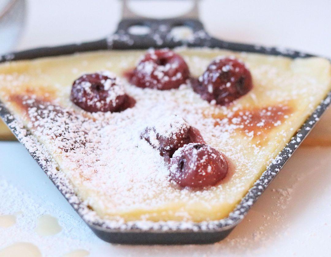 Raclette Special: Dessert im Pfännchen - Delicious Stories