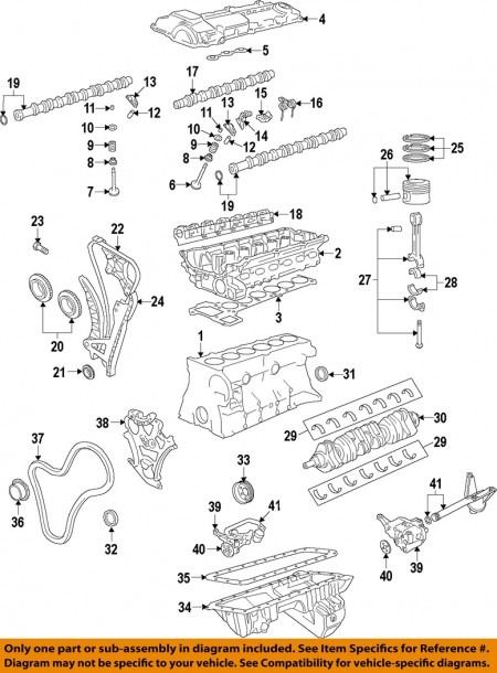 1999 Bmw 328i Engine Diagram