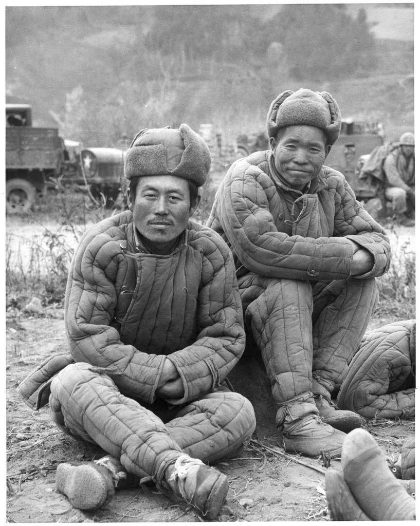 Ncp 1887 Korean War War War Art
