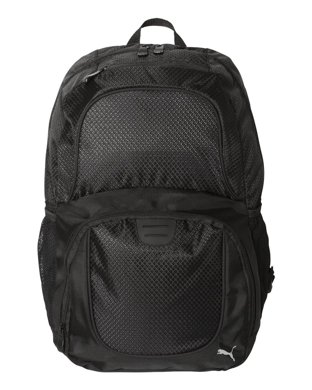 Puma - 25L Backpack - PSC1028 | Clothing Shop Online | Puma - 25L Backpack - PSC1028 - Black/ Black - One Size