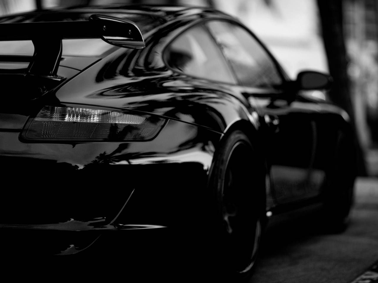 2013 Porsche Black Tuned Wallpaper With Images Porsche Iphone