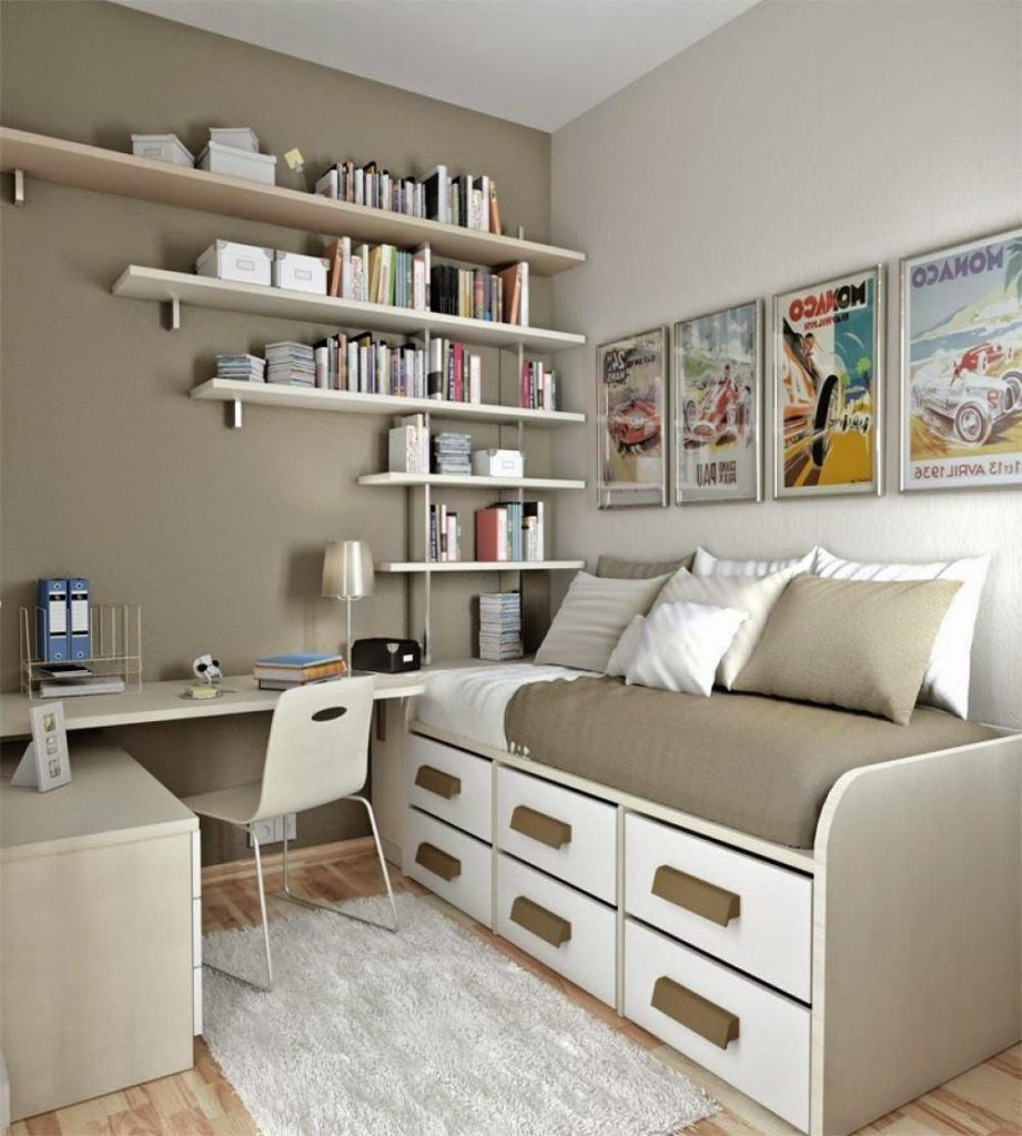 The Bedroom Shelving Ideas And Room Creativity