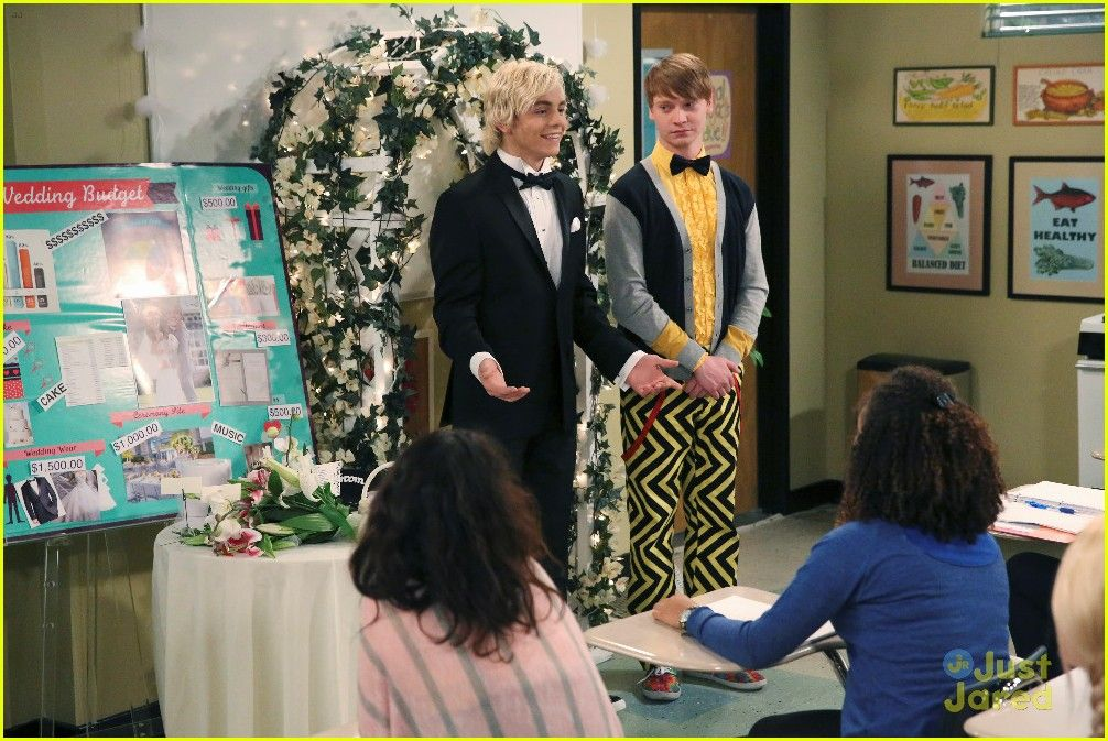 Pin On Austin And Ally