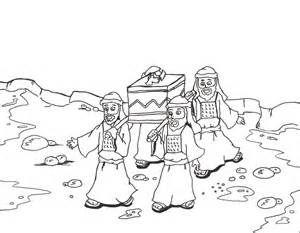 Image Result For Crossing The Jordan River Craft Historia De Moises Atividades Desenhos Biblicos