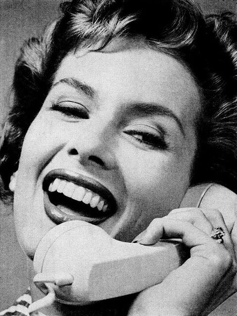 Bell Telephone Systems, 1957 ad detail