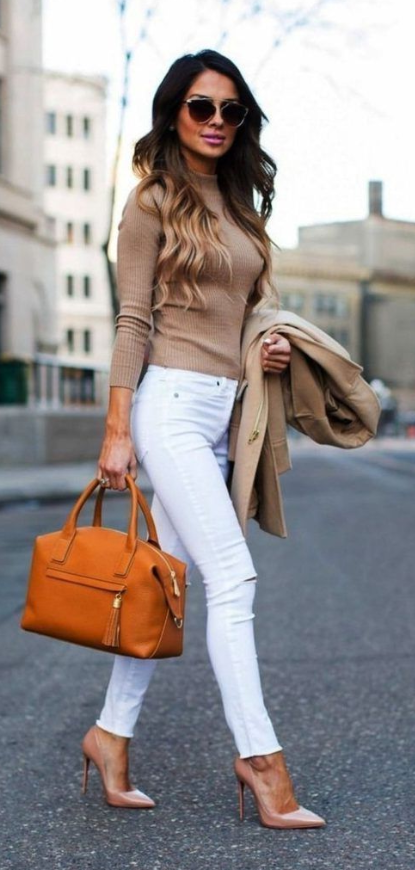 15 Classy and Elegant Spring Women Work Outfits In 2020