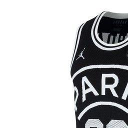 5cc0fd387d384b Paris Saint-Germain x Jordan Flight Knit Jersey - Black