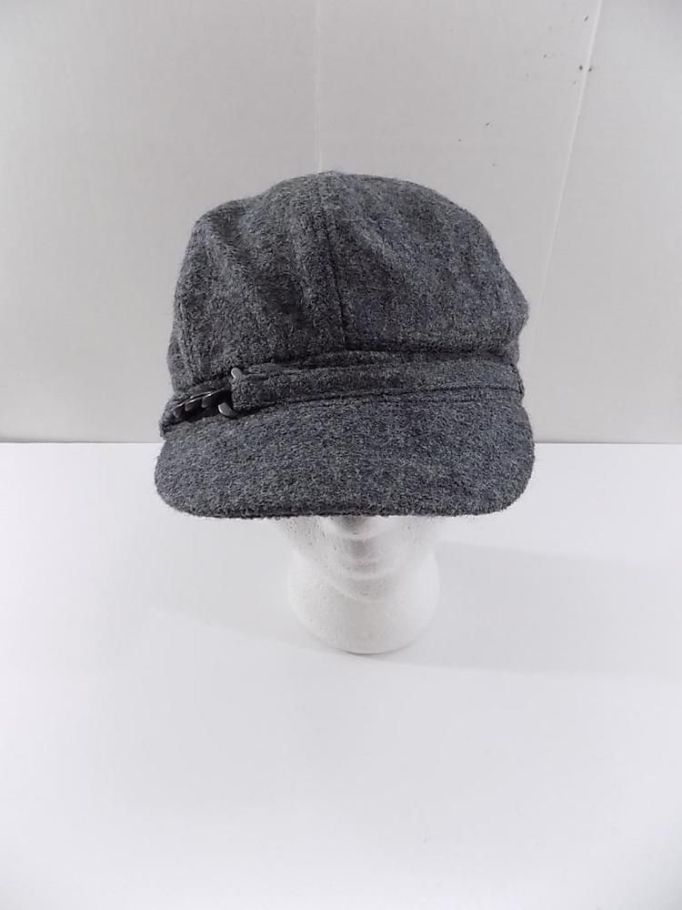 7c11358ad7005 HT568 Nine West Women s Gray Boucle Newsboy Hat NWT MSRP  34 One Size   fashion  clothing  shoes  accessories  womensaccessories  hats (ebay link)