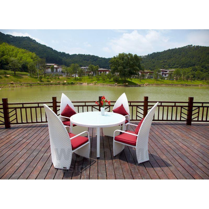 Machen Sie Ihre Terrasse zur Wohlfühloase Das ermöglichen Lounge