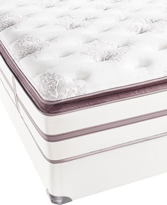 Beautyrest Queen Mattress Set Madison Avenue Elite Plush Pillowtop