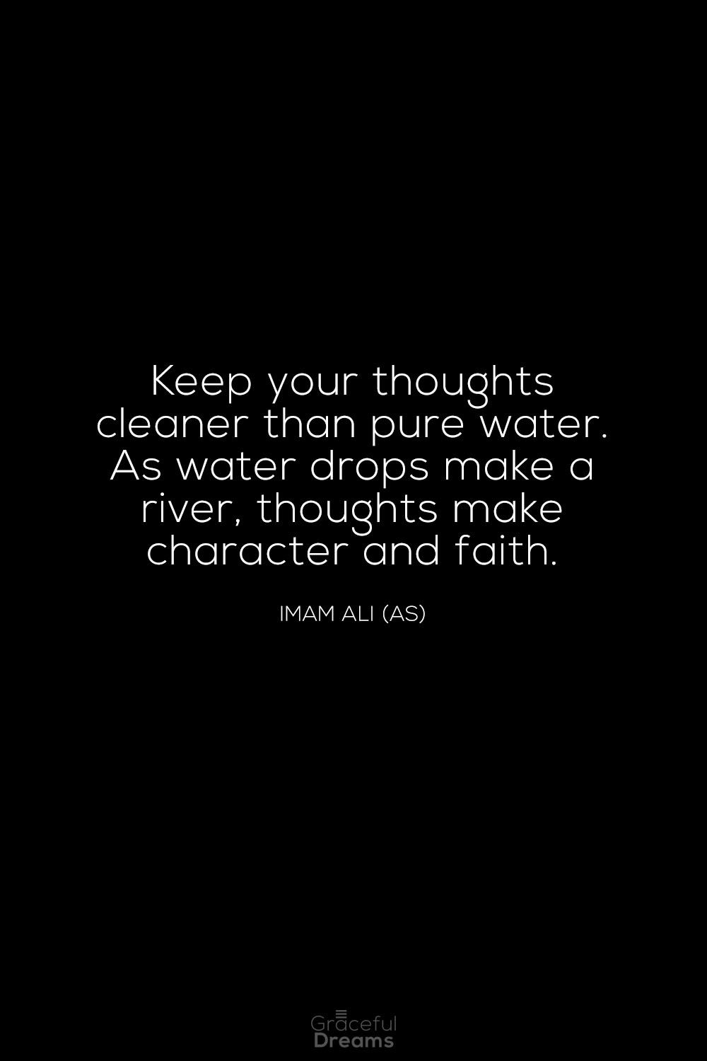 Imam Ali (AS)  Inspirational Quotes in 9  Islamic quotes