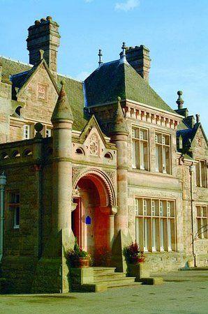 Mansion House Hotel Restaurant Elgin Scotland