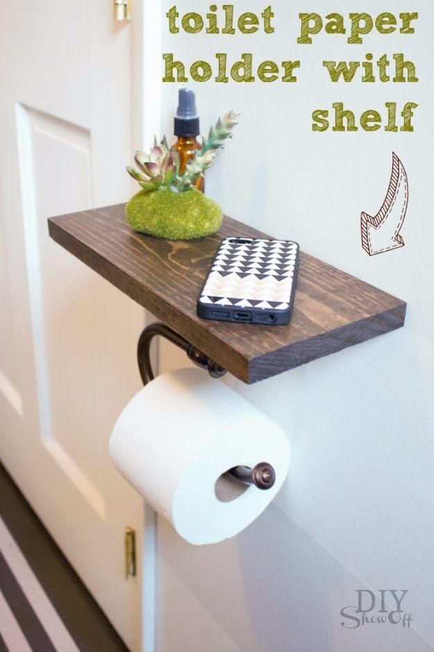 Photo of 34 Bathroom Storage Ideas To Get You Organized