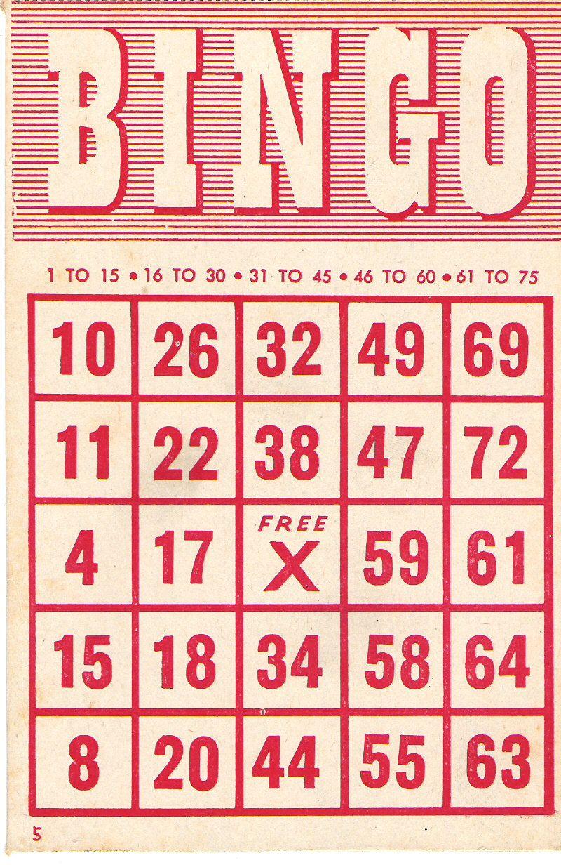 free printable bingo cards bingo card generator family night