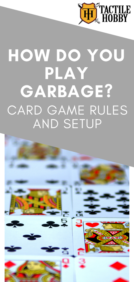 How Do You Play Garbage (Trash)? Card Game Rules and Setup