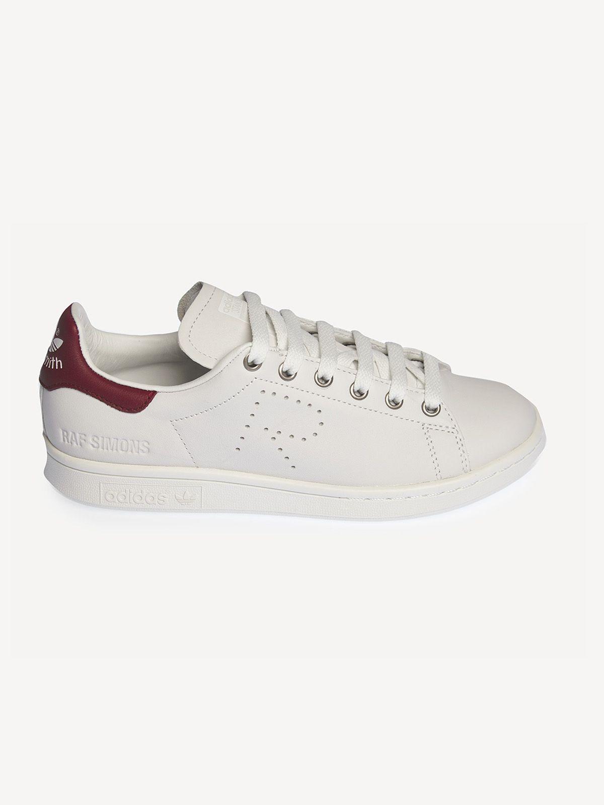 Scarpe Adidas Stan Smith Bianco Argento Cristalli sneakers