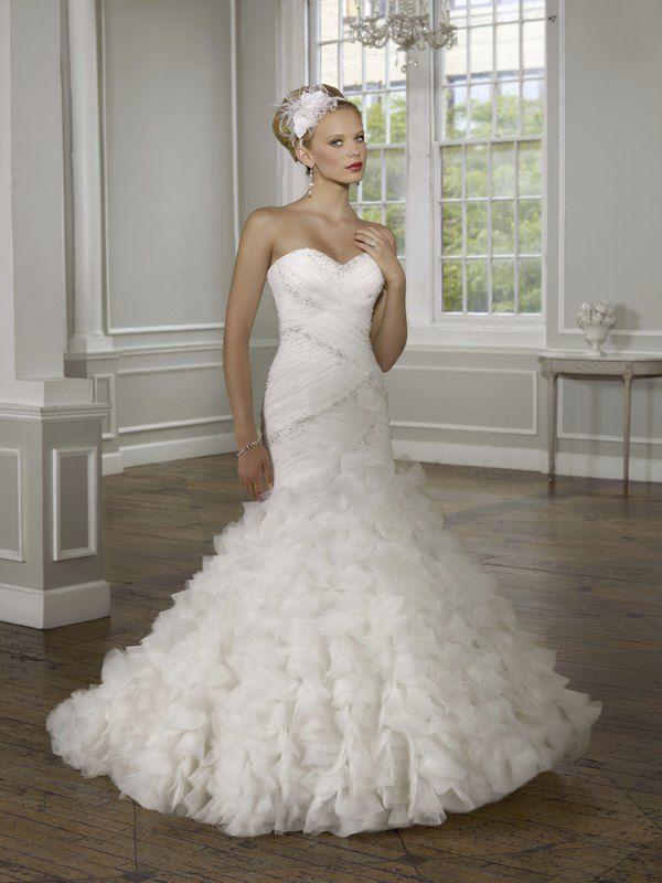 Vestido novia mori lee 2011