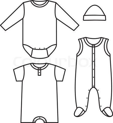 fashion illustration pattern templates pdf
