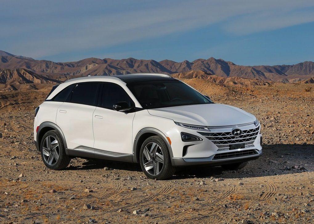 2019 HYUNDAI NEXO Hydrogen car, Hyundai cars, Fuel cell cars