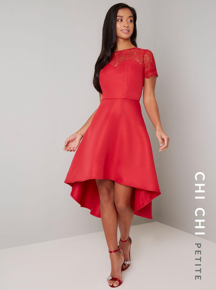 f3e090b55ea6 Chi Chi Petite Oti Dress - chichiclothing.com