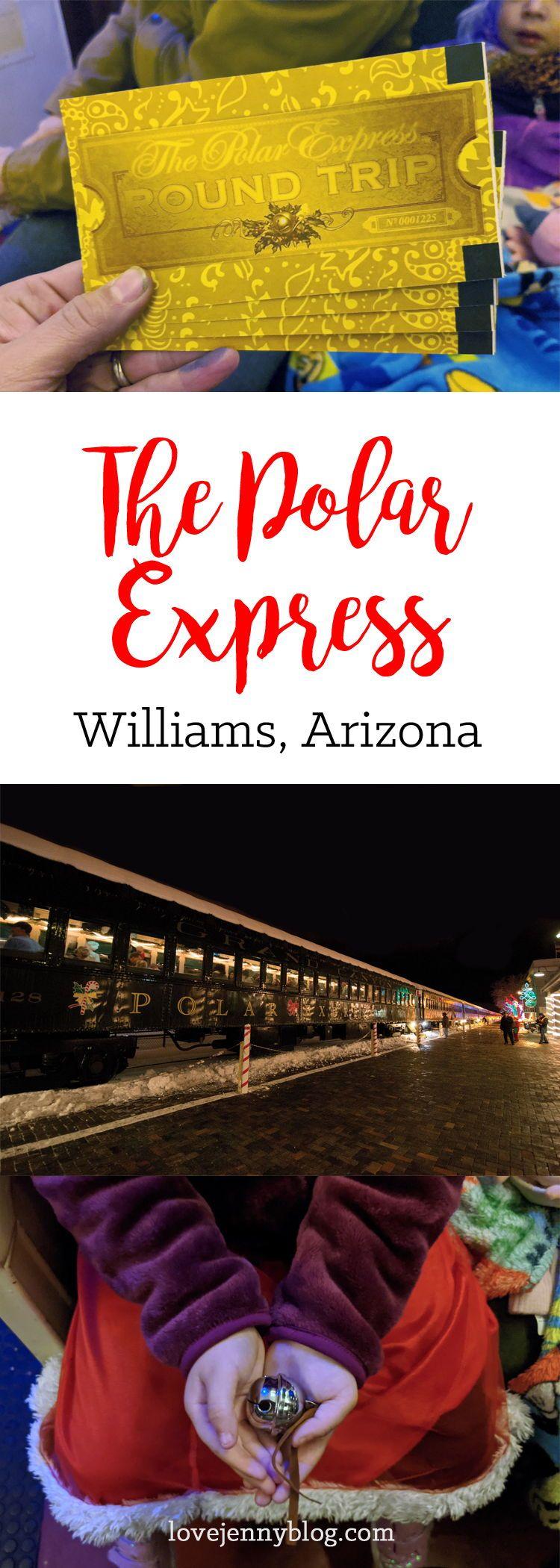A Ride on the Polar Express in 2020 Polar express