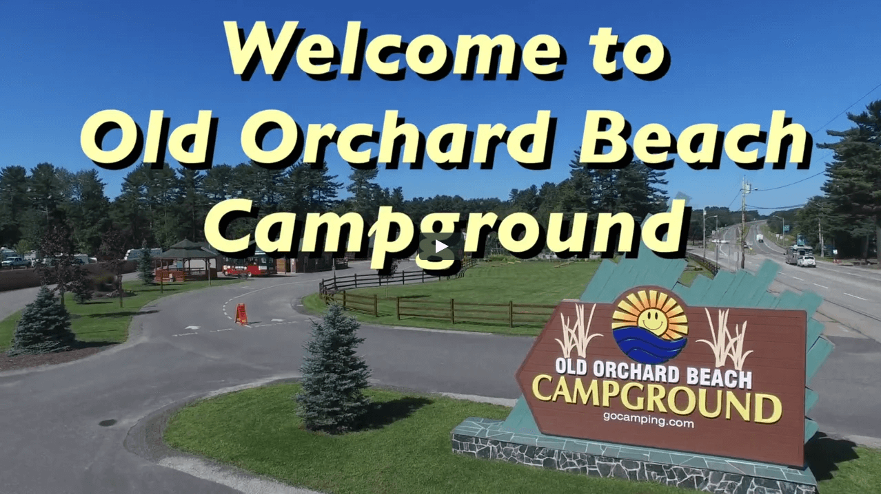 Old Orchard Beach Maine Campground Rv Camping Tent Camping Park Models Old Orchard Beach Old Orchard Beach Maine Old Orchard
