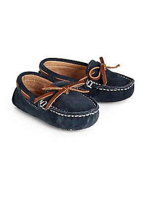 158a6e9a198 Cole Haan Infant s Suede Loafers Little Man Style