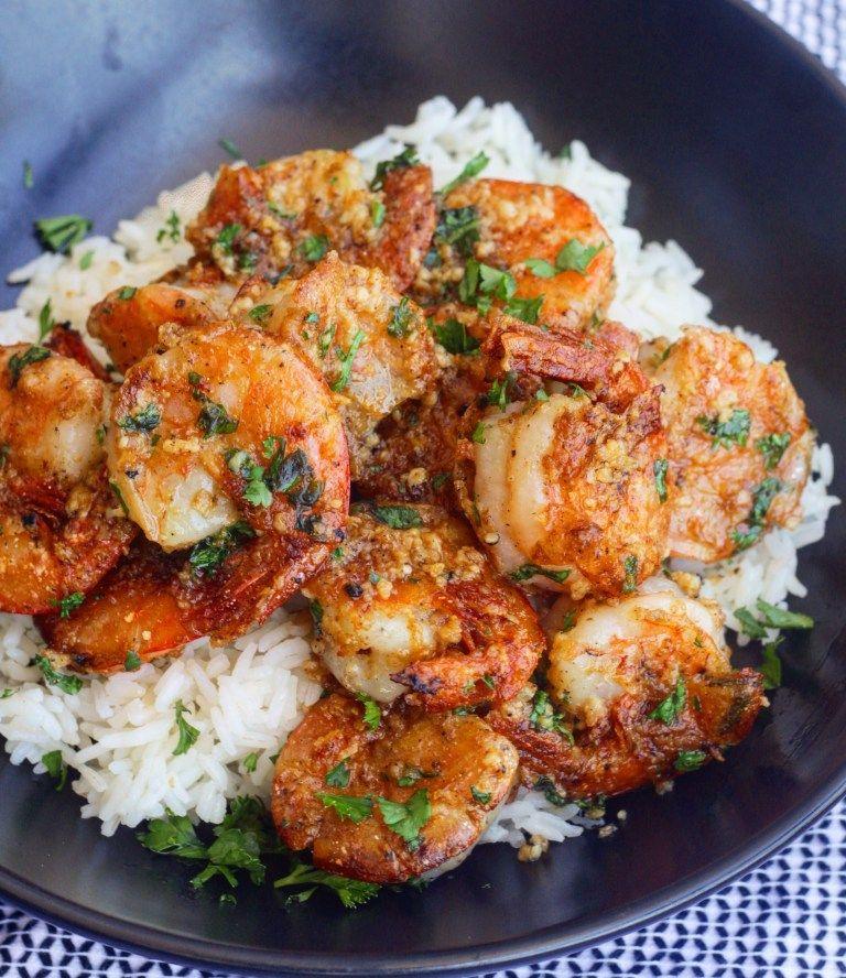5+ Hawaiian Garlic Shrimp