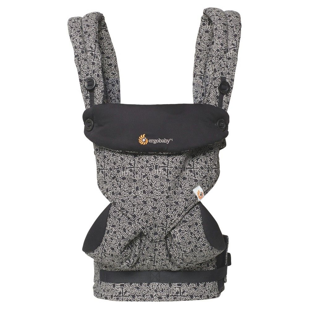 Ergobaby 360 All Carry Positions Ergonomic Keith Haring