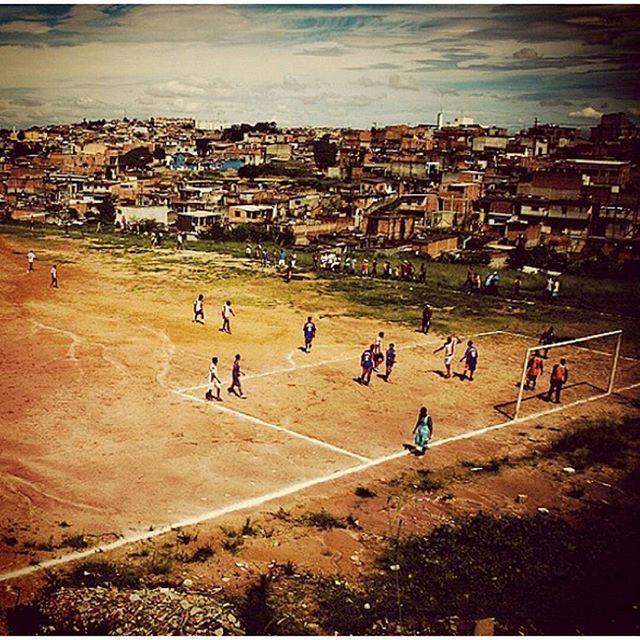 La mejor cantera del fútbol del mundo El barrio!