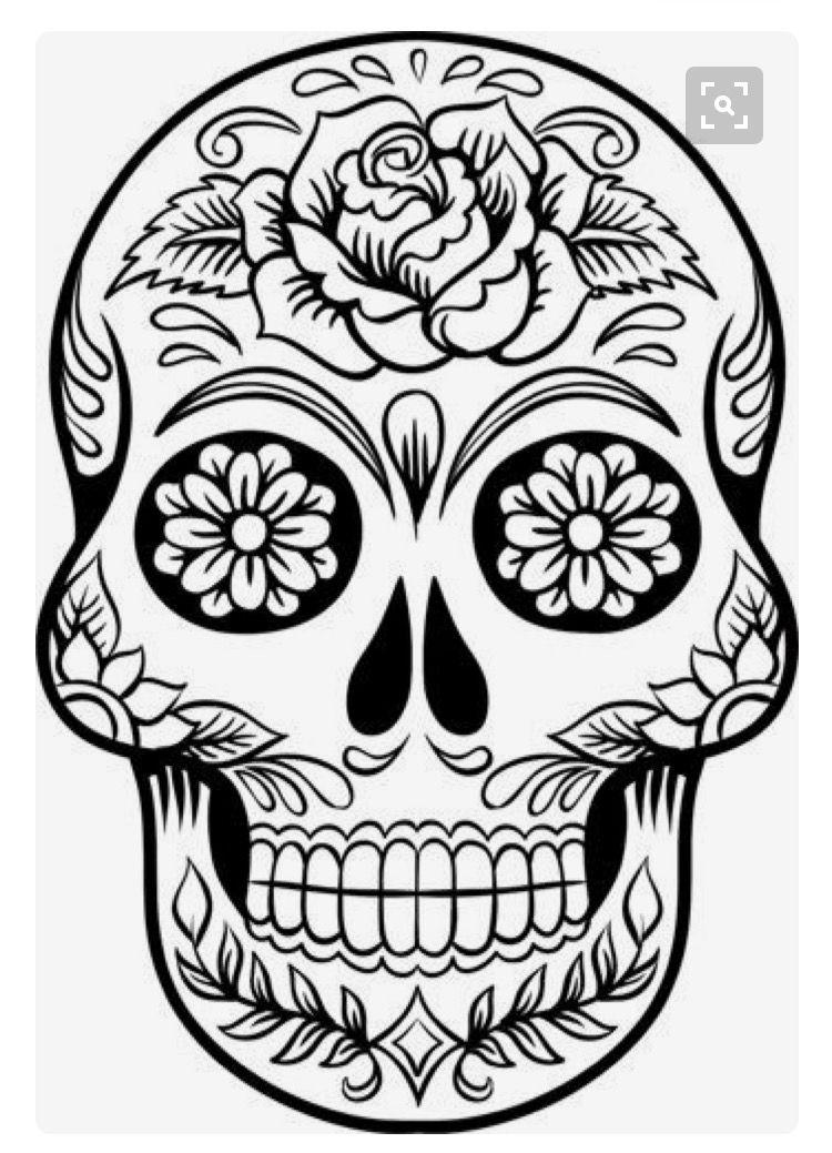 Pin by Annette Vine on Henna   Pinterest   Cricut, Sugar skulls and ...