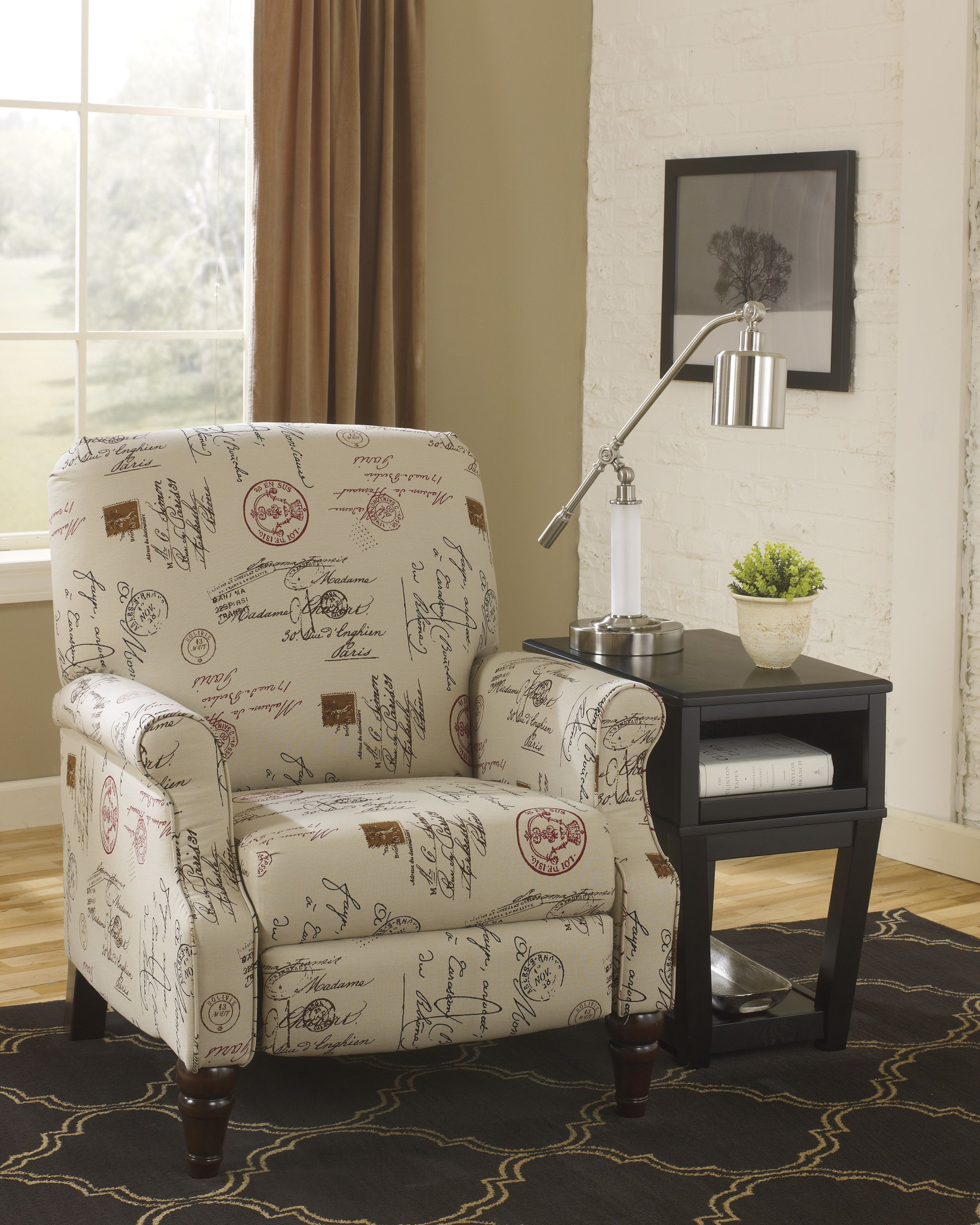 I think this is my favorite accent chair I ve seen yet Placido