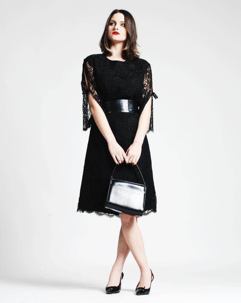 Black Lace Dress 60s Dress 1960s Vintage Vintage Dress Etsy Lace Dress Vintage Elegant Black Dress Vintage Dresses [ 1048 x 834 Pixel ]