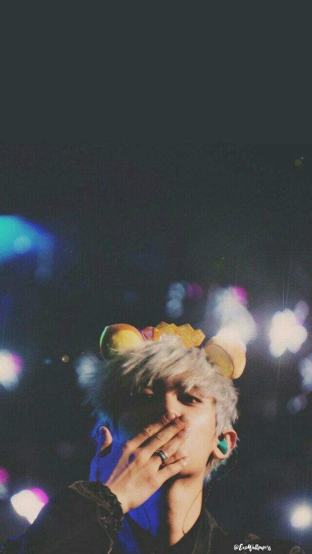 Exo Wallpaper Lockscreen Chanyeol Celeb Pinterest Exo Exo