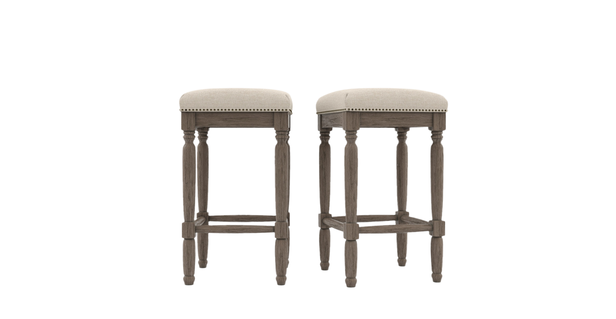 The Epitome Of Modern Refined Style, These Bar Stools Are