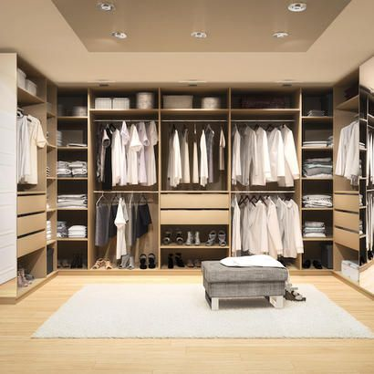 Kleiderschrank unter Schräge Dressing room, Room and Storage - der begehbare kleiderschrank ein traum vieler frauen