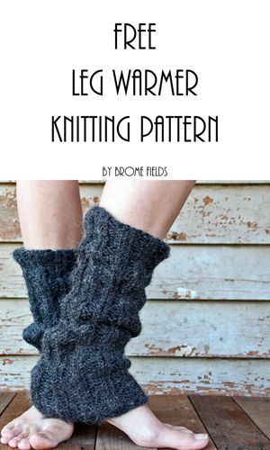 FREE Leg Warmer Knitting Pattern {Super soft & cozy!} | Blogger ...