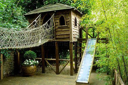 How To Build The Ultimate Garden Den Kids House Garden