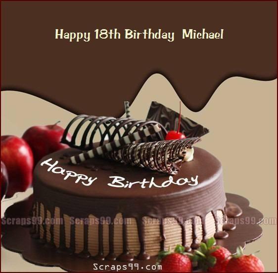 Birthday Scraps For Facebook Birthday Name Cake Friendship Fb