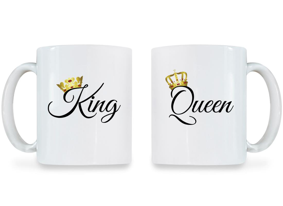 King Mug Cadeau