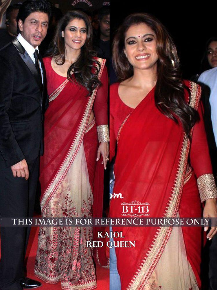 sarees bollywood in latest Kajol