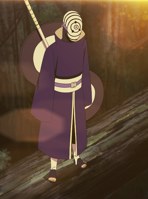 Tobi Masked Man Uchiha Obito Uchiha Kakashi And Obito Tobi Mask