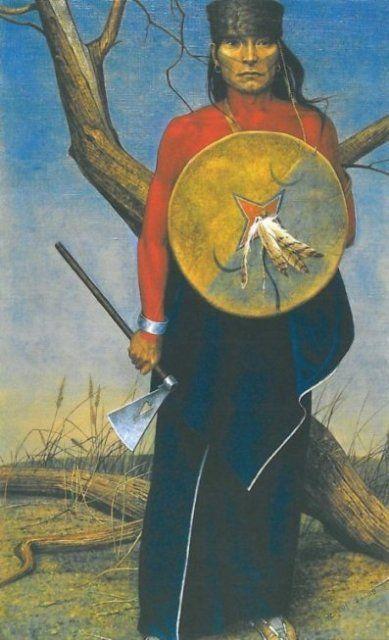 Lo Spirito di Waconda – Indiani Omaha, America Settentrionale | Ritorno alla Natura - Ritorno alle Origini