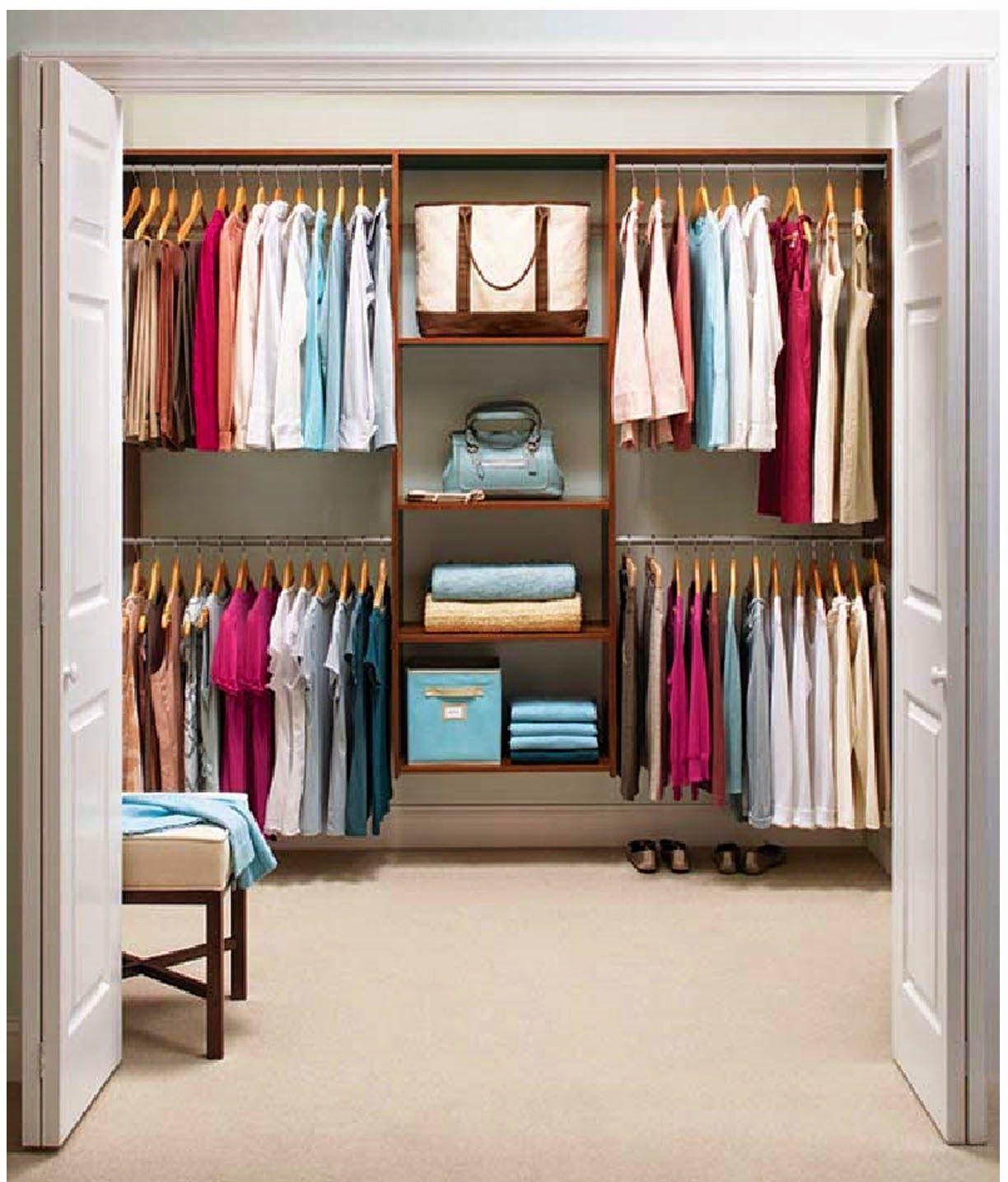 10 ideas para sacar partido a tu armario | Decorar tu casa, Armario ...