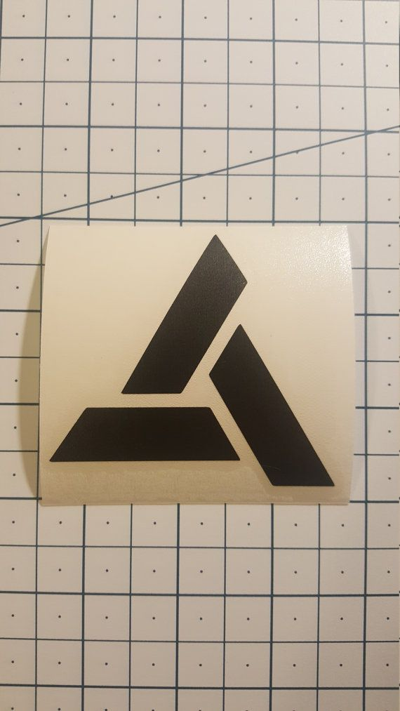 Abstergo Industries Symbol  Assassin's Creed Decal  by RidinNerdy