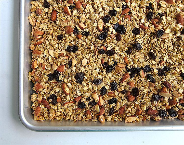 Almond and Buckwheat Applesauce Granola | Recipe (With ...